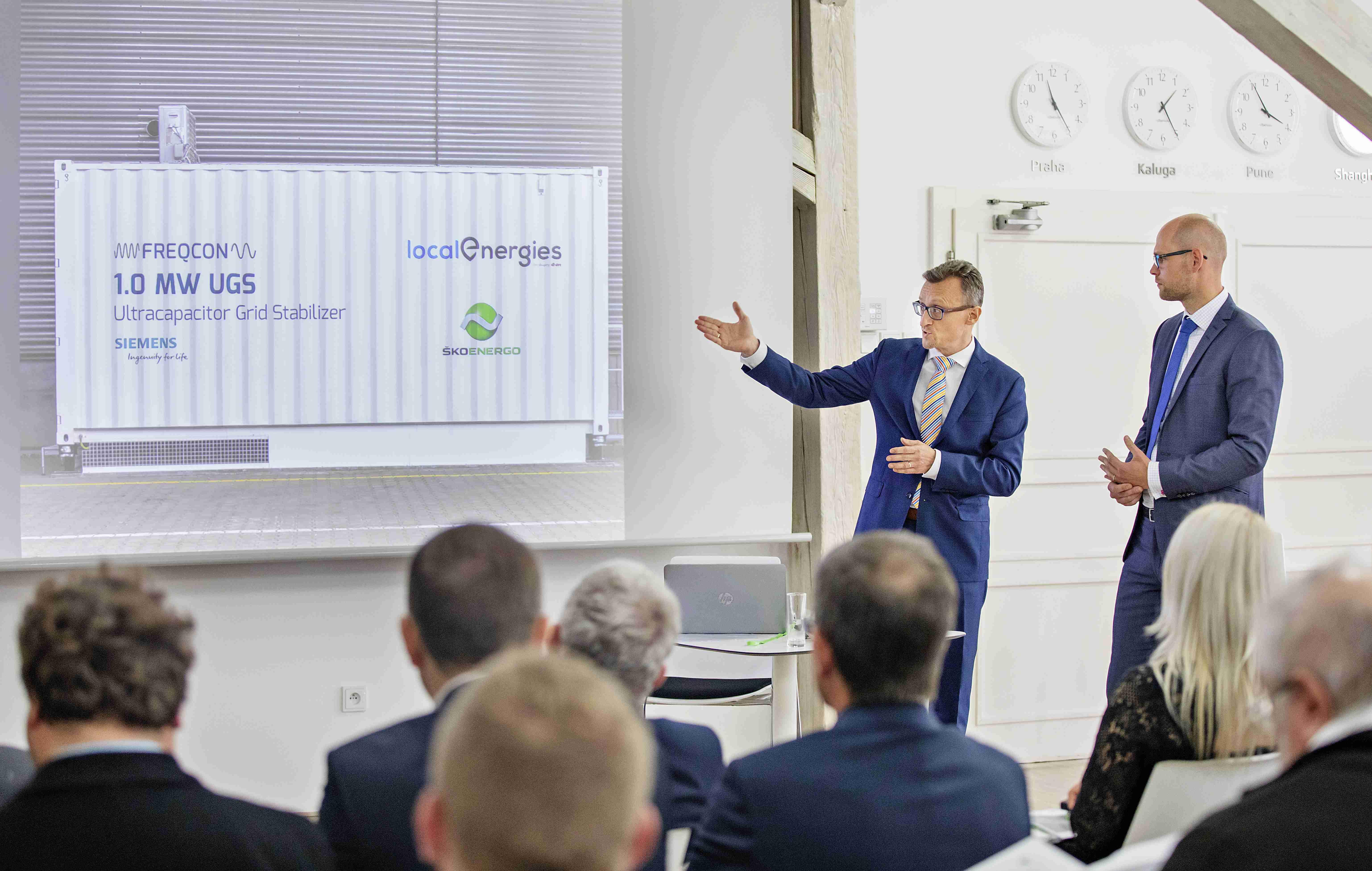 01.11.2019 - ŠKO-ENERGO dokáže zabránit poklesům napětí ve ŠKODA AUTO