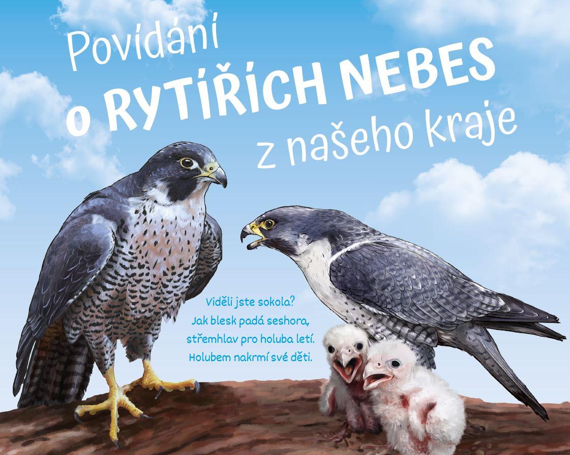 """23.04.2020 - """"Povídání o rytířích nebes z našeho kraje"""" učí děti lásce k přírodě"""