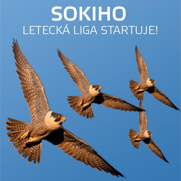 14.05.2018 - Soutěž SOKIHO LETECKÁ LIGA