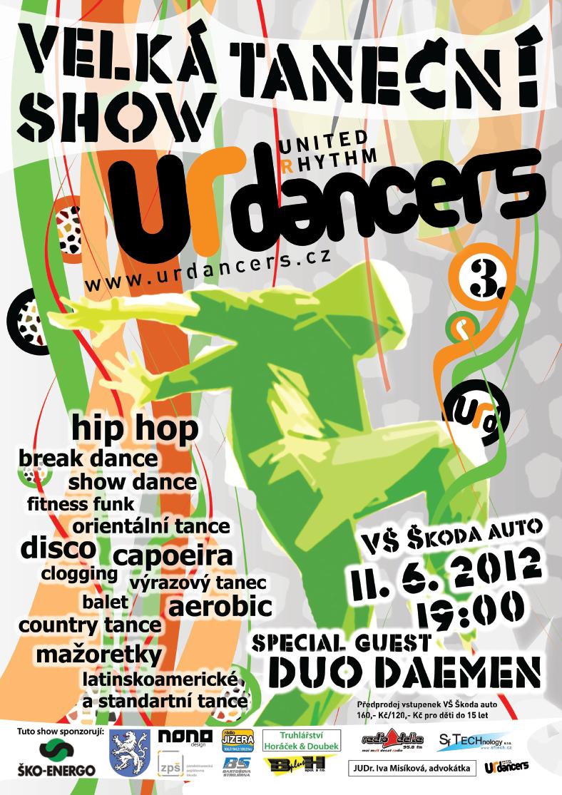 Velká taneční show