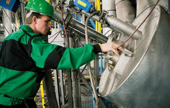 Zaměstnanec ve ŠKO-ENERGO