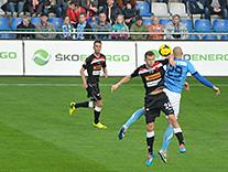 Podporujeme mladoboleslavský prvoligový fotbal